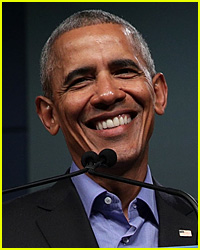 Former President Barack Obama Reports for Jury Duty in Chicago