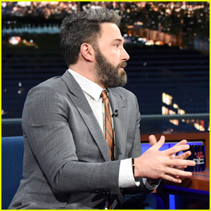 Ben Affleck Responds to Colbert's Questions About Accusations Against Him, Talks Male Privilege