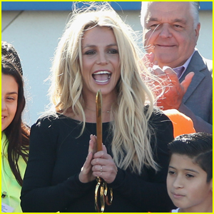 Britney Spears Opens Children's Cancer Foundation Campus in Las Vegas