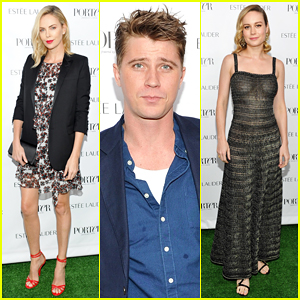 Charlize Theron, Brie Larson & More Join Forces at Porter's Incredible Women Gala 2017!