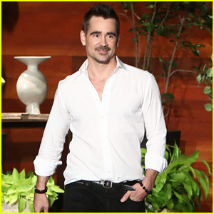 Colin Farrell Opens Up About His Mystery Girlfriend on 'Ellen'!