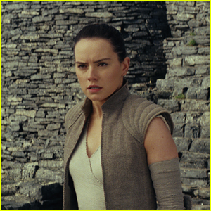 Daisy Ridley Says She's Done with 'Star Wars' After 'Episode IX'