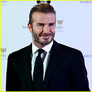 David Beckham Has No Idea How Much 'Brand Beckham' is Worth