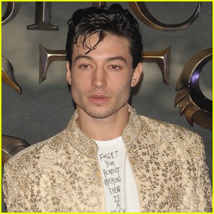 Ezra Miller Was Told He Made a Mistake By Coming Out as Queer