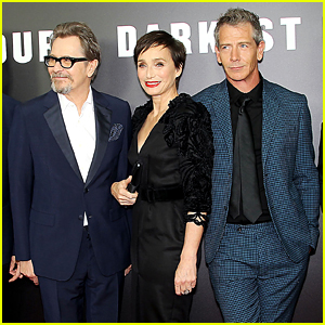 Gary Oldman Joins 'Darkest Hour' Co-Stars at NYC Premiere
