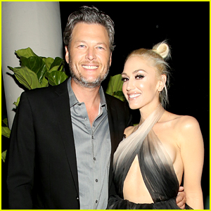 Gwen Stefani Has 'Best Thanksgiving' With Blake Shelton - See the Sweet PDA Pic!