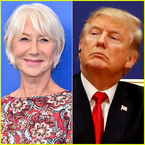 Helen Mirren Wants to Play Donald Trump: 'I'd Be So Funny!'