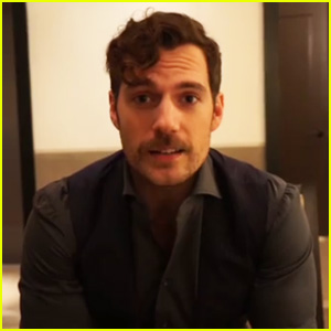 Henry Cavill Puts His Tight Boxers on Display in Video Message to Fans!