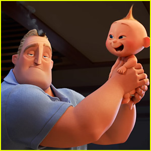 'Incredibles 2' Teaser Trailer & First Look Photo Released!