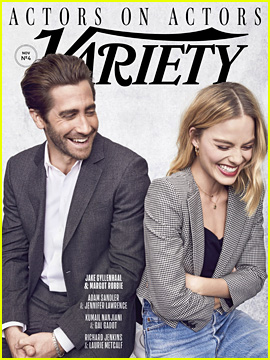 Jake Gyllenhaal & Margot Robbie Open Up About Separating Fame From Their Personal Lives