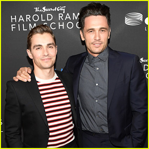 James Franco's Brother Dave Supports Him at IndieWire Honors