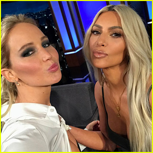 Jennifer Lawrence Asked Kim Kardashian Her Burning Questions & Here Are the Answers