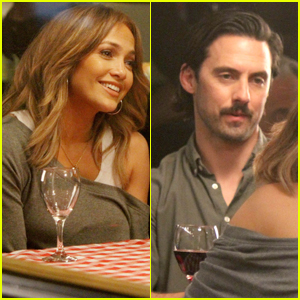 Jennifer Lopez & Milo Ventimiglia Couple Up to Film 'Second Act'