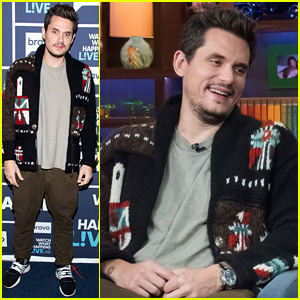 John Mayer Reveals His Best Lover Ever (Video)