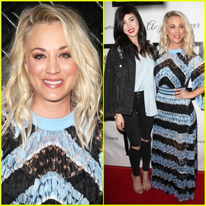 Kaley Cuoco On Boyfriend Karl Cook: 'He's Totally the Guy'