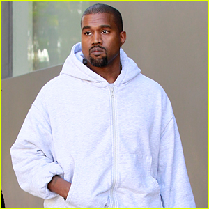 Kanye West Steps Out to Go Shopping for Black Friday Deals