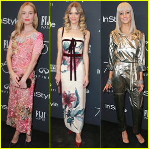 Kate Bosworth Joins Jaime King, Andrea Riseborough & More at HFPA & InStyle Event!