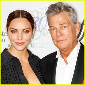Katharine McPhee Sets the Record Straight on David Foster Dating Rumors