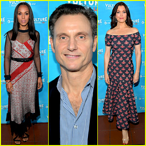 Kerry Washington & 'Scandal' Cast Attend Vulture Festival After That Crazy Fall Finale!