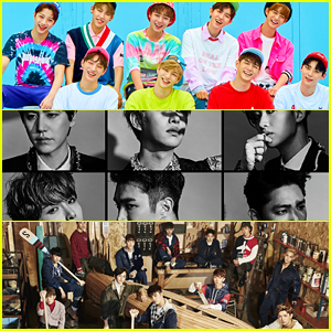 What Is the Most Anticipated K-Pop Comeback of November 2017? Vote Now!