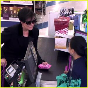 Ellen DeGeneres Sends Kris Jenner to Go Shopping at a 99 Cent Store - Watch the Hilarious Prank!