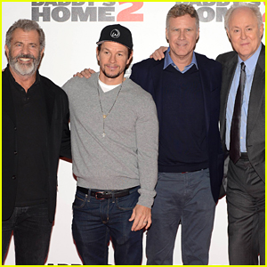 Mark Wahlberg, Will Ferrell, & 'Daddy's Home 2' Co-Stars Step Out for Irish Premiere
