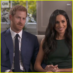 Meghan Markle Reveals How Prince Harry Proposed in First Joint Interview (Video)