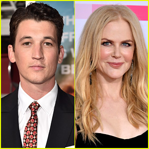 Miles Teller Explains Why Nicole Kidman Wouldn't Talk to Him on 'Rabbit Hole' Set