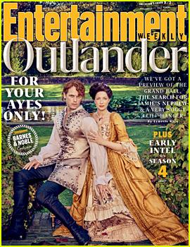 Sam Heughan & Caitriona Balfe Preview Outlander's Season 3 Finale
