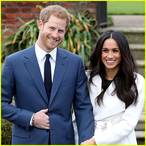 Prince Harry & Meghan Markle Are Engaged!