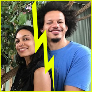 Rosario Dawson & Eric Andre Split After a Year of Dating