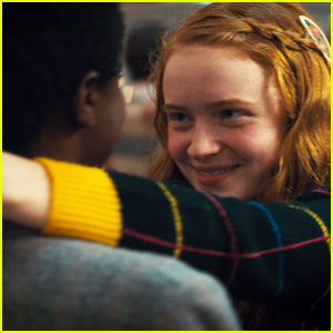 Sadie Sink Responds to 'Stranger Things' Kiss Controversy