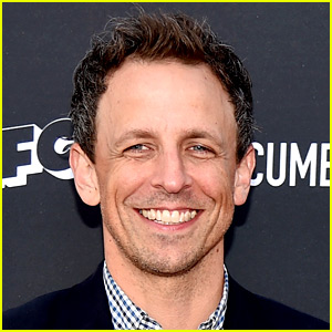 Seth Meyers Is Officially Hosting Golden Globes 2018!