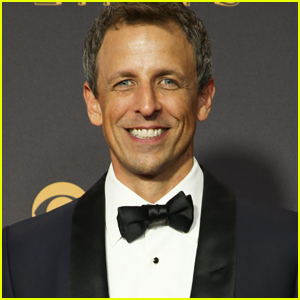 Seth Meyers Named Host of Golden Globes 2018!