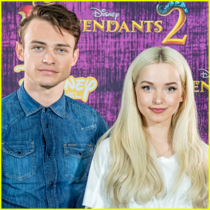 Dove Cameron's Boyfriend Thomas Doherty Talks About Their First Date!