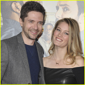 Topher Grace & Ashley Hinshaw Welcome a Baby Girl!