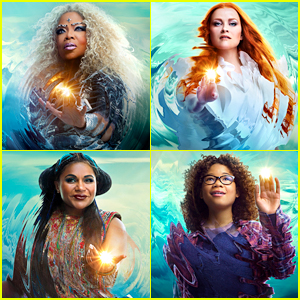 'A Wrinkle in Time' Gets Four Gorgeous Brand-New Posters