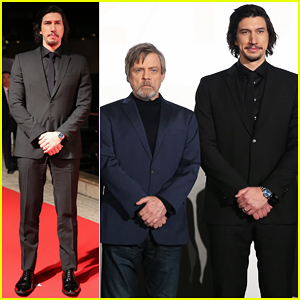 Adam Driver Defends The Empire in 'Star Wars': 'The Rebels Are Bad'!