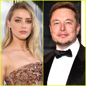 Amber Heard & Elon Musk Vacation Together in Chile