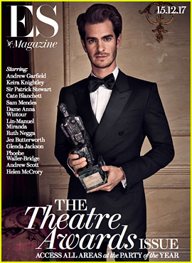 Andrew Garfield Opens Up About His Relationship With Drugs