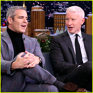 Anderson Cooper & Andy Cohen Dish On Their Failed Blind Date