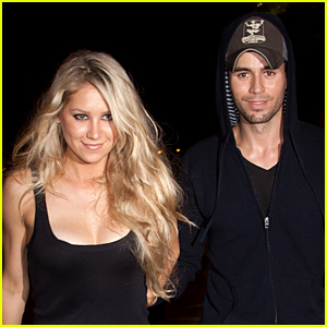 Anna Kournikova & Enrique Iglesias Secretly Welcome Twins - Find Out Their Names!
