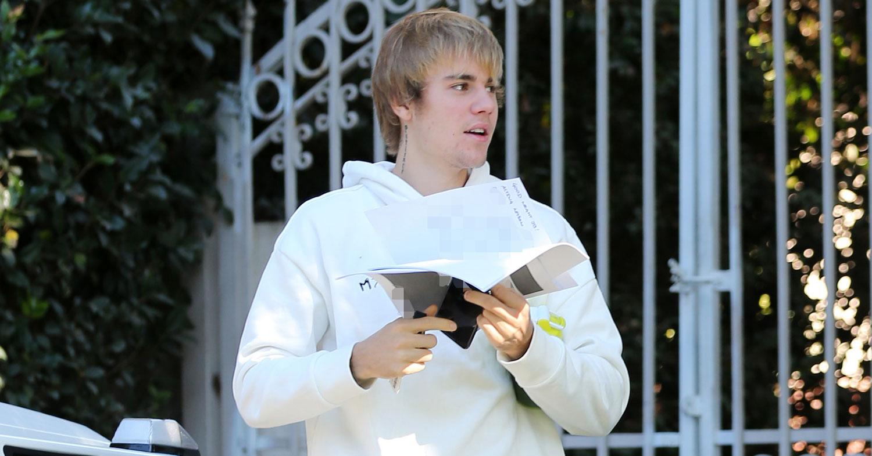 Justin Bieber Praises Jim Carrey After Taking Acting Lessons