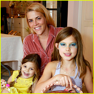 Busy Philipps Joins Her Daughters at a Super Fun Slumber Party