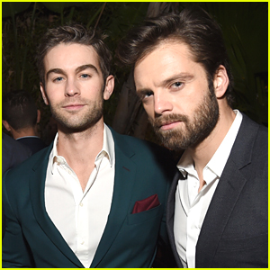 Chace Crawford Reunites with 'Gossip Girl' Co-Star Sebastian Stan at GQ's Men of the Year Party!