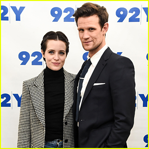 Claire Foy & Matt Smith Team Up for 'The Crown' Screening in NYC