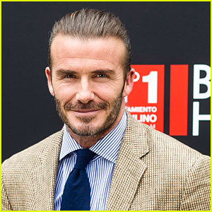 David Beckham Enjoys Sunset With His 3 Sons