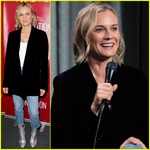 Diane Kruger Says 'In The Fade' Caused Her To Pick Up Smoking