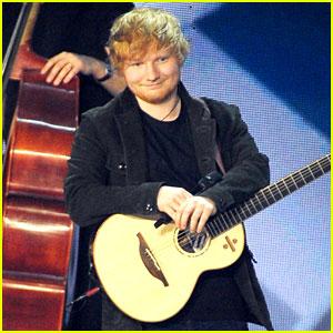 Ed Sheeran Performs 'Perfect' in Italian on 'X Factor (Italy)'