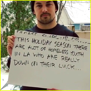 Grey's Anatomy's Giacomo Gianniotti Pulled a 'Love Actually' on Christmas Eve